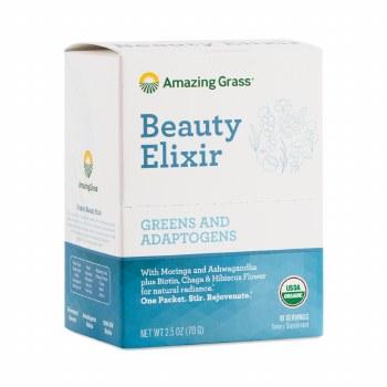 Amazing Grass Beauty Elixir, 10 pack