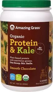 Amazing Grass Chocolate Protein & Kale Nutrition Shake, 19.6 oz.