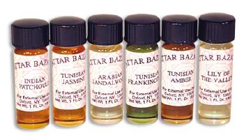 Attar Bazaar Arabian Sandalwood