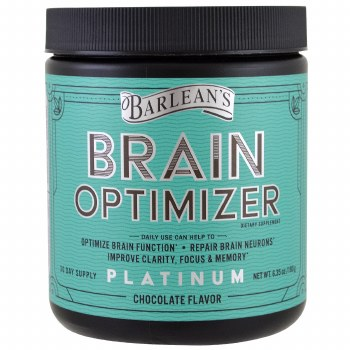 Barlean's Brain Optimizer, 6.35 oz.