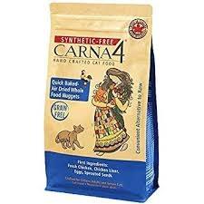 Carna4 Chicken Cat Food, 2 lb.
