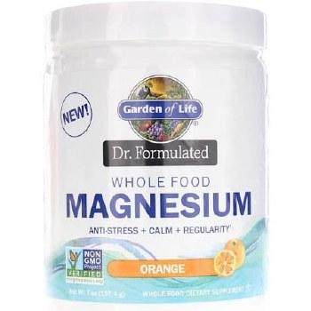 Garden of Life Dr. Formulated Orange Magnesium, 7 oz.