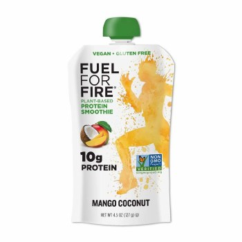 Fuel for Fire Mango Coconut Protein, 4.5 oz.
