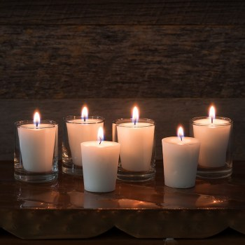 Goodlight Unscented Votive Candle
