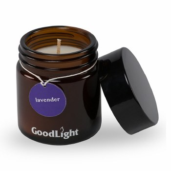 Goodlight Natural Candles Lavander Apothecary Candle