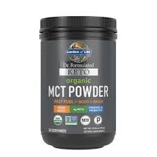 Garden of Life Keto MCT Powder, 10.58 oz.