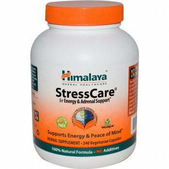 Himalaya Herbal Healthcare StressCare, 240 vegetarian capsules