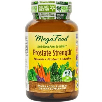 MegaFood Prostate Strength, 60 tablets