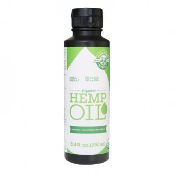 Manitoba Harvest Organic Hemp Oil, 8 oz.