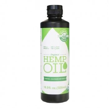 Manitoba Harvest Organic Hemp Seed Oil, 16 oz.