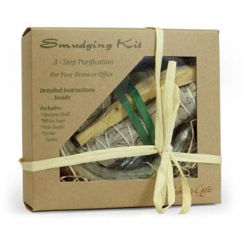 Prabhuji Gifts Smudging Kit