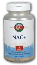 KAL NAC + 600 mg 60 tablet