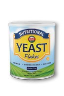 KAL Nutritional Yeast 12 oz
