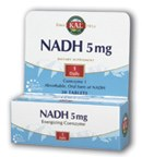 KAL NADH, 5mg, 30 tablets