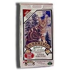 Cedarific Natural Ceder Chips Cat LItter 7.5 pounds