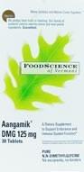Food Science Aangamik DMG, 250mg, 60 tablets