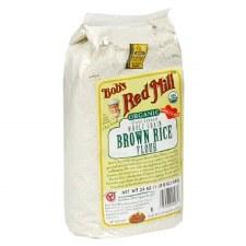 Bob's Red Mill Brown Rice Flour Gluten Free 24 oz