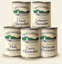 Bar Harbor New England Clam Chowder