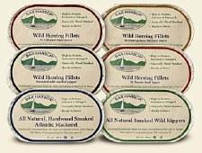 Bar Harbor All-Natural Hardwood Smoked Wild Kippers 6.7 oz