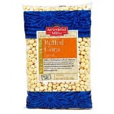 Arrowhead Mills No Salt Puffed Corn Cereal, 6 oz
