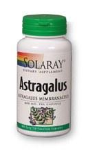 Solaray Astragalus 400mg 100 capsules
