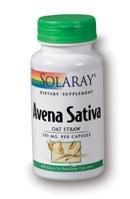 Solaray Avena Sativa 400mg 100 capsules