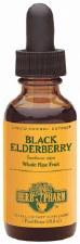 Herb Pharm Black Elderberry Glycerite, 1oz.