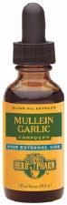 Herb Pharm Mullein Garlic 1 oz