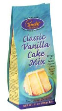 Pamela's Gluten Free Classic Vanilla Cake Mix 21 oz