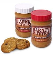 Barney Butter  Almond Butter Smooth Peanut Free Gluten Free