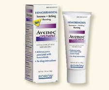 Boiron Avenoc Ointment, 1 oz.
