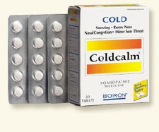 Boiron Cold Calm, 60 tablets