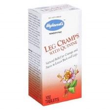 Hyland Leg Cramps w Quin 100 tablets