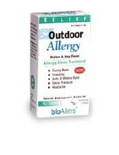 BioAllers Outdoor Allergy 60 tablets