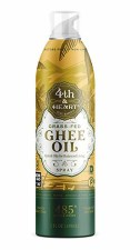 4th & Heart Ghee Oil Spray, 5 oz.