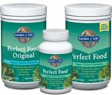 Garde of Life Perfect Food Super Green Formula, 150 capsules
