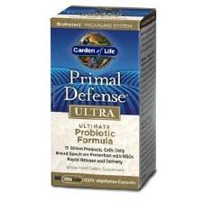 Garden of Life Primal Defense ULTRA Ultimate Probiotic Formula, 90 vegetarian capsules