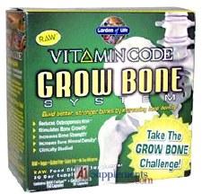 Garden of Life Grow Bone System, 30 day