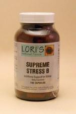 Lori's Supreme Stress B 100 capsules