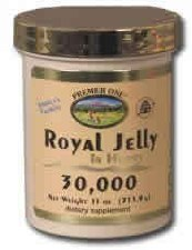Premier One Royal Jelly in Honey 30000 11oz
