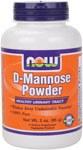 NOW D-Mannose Powder 3 oz
