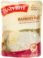 Tasty Bite Organic Basmati Rice, 8.8 oz.