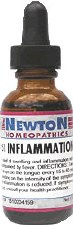 Newton Homeopathics Inflamation, 1 oz.