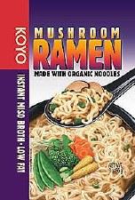 Koyo Mushroom Ramen Noodles