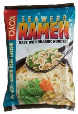 Koyo Seaweed Ramen Noodles