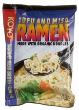 Koyo Tofu & Miso Ramen Noodles