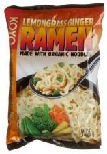 Koyo Lemongrass Ginger Ramen Noodles
