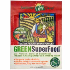 Amazing Grass Berry Green 1 packet