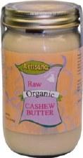 Artisana Cashew Butter Raw Organic 14 oz