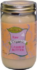Artisana Cashew Butter Raw Organic 8 oz